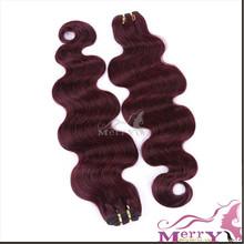 remy brazilian hair bundles body wave hair weaving remy hair weaving 99j