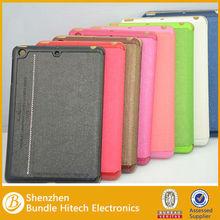 fashion design for ipad mini leather case, for ipad mini 2 stand case