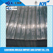 800 mm x 3050 mm x 0.45 mm thickness Structure steel & corrugated sheet