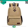 large capacity high quality fashion leisure new design vintage canvas school bag travel big backpack bag