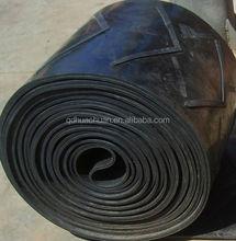 Qingdao best selling anti-wear cotton fabric endless conveyor belt