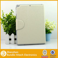 wallet leather stand cover for ipad air new product 2014