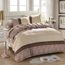 bedding sets luxury turkish bedding set summer style stripes bedding bed linen bed sheet set high quality made in China