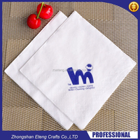 Promotion custom printed paper napkin with your own logo