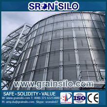 5000t Wheat Silo Groups, Temperature and Moisture Supervision System
