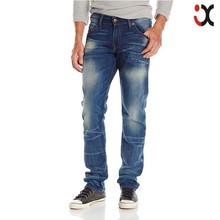 relaxed slim fit jean 2015 fashion men fancy jeans bangladesh JXQ1133