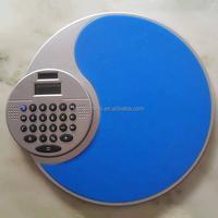8-digit dual power mousepad calculator for computer