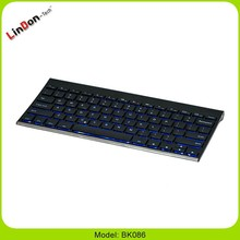 Backlit Tablet PC Bluetooth Keyboard, 7 Colors Backlight Bluetooth Wireless Keyboard For iOS/Android/Windows