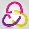 Exercício hula hoop flexível e suave bambolê fitness corpo- a construção de equipamentos