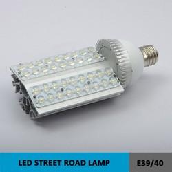 Solar power 12v dc ac e40 holder 18w 360 beam angle street road light lamp fixture