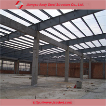 Pre engineered steel hanger building system