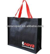 nuevo barato de promoción no tejido de bolsa de regalo
