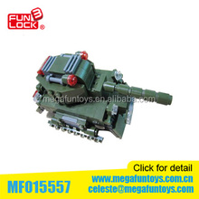 Hot new military series plastic toy tank educational building toys for boys 171pcs