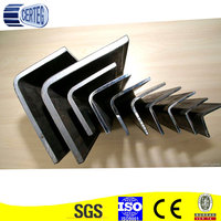 Standard Size of Mild steel Angle Building Material China