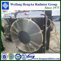 radiator for DAF XF 105 05 MT 614470 radiadores