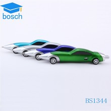 2015 cheap hot advertisement plastic Pen car shape pen