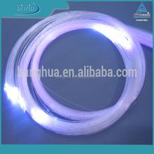 Bright Optic Fiber For Lighting Decoration