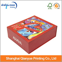 China supplier custom Fancy paperboard packaging