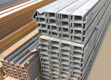 steel channel sizes