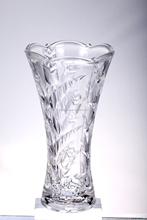 super flint Crystal Vase