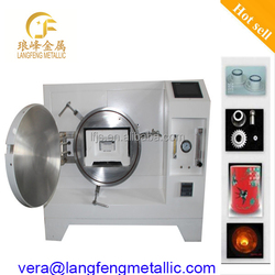 Microwave sintering furnace for graphite coke 1700 celsius degree calcining incineration Thermal Analytical Equipment