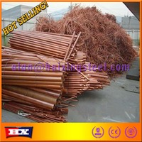 copper scrap metal prices/Copper millberry 99.9%/In stock