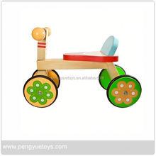Bebê triciclo 2015 novo estilo de bicicleta crianças para venda brinquedo de madeira bicicleta equilíbrio