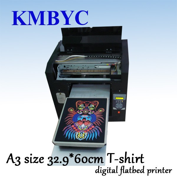 Low print cost t shirt printing machine prices in india for T shirt printing price list