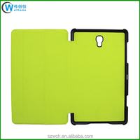 Smart Cover Stand Design Leather Flip Cover for Samsung Galaxy Tab S 8.4
