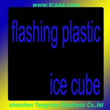 rgb light ice cube with led for drink waterproof for pub