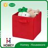 New hot home toy doll file decorative cardboard folding cheap storage box