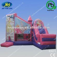 2012 Inflatable Bouncers beautiful princess