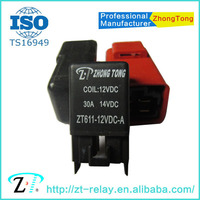 ZT611 auto relay 30A oeg relays air conditioner relay