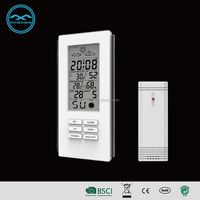 YD8211B New Hot Selling Weather Forecast Station in white
