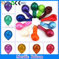 christmas balloon decoration shiny different size latex balloon