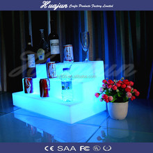 Hot Sales led furniture bar counter / disco bar counter / bar counter styles