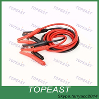 CE Certification and Emergency Tool Kit Type Car Jump Lead Booster Cable