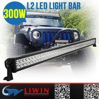 "Hotsale 51.5"" 300w waterproof flood spot combo beam lamp led mini offroad lights for motor Atv"