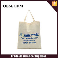 Hot selling cheap cotton shopping bag