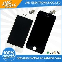 Hot Sale Factory Supply 100% New Original Cell Phone LCD Display for iPhone 5 LCD Screen