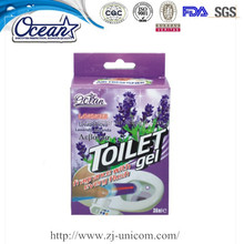 the ingredients of toilet cleaner/automatic toilet cleaner/wc toilet cleaner gel