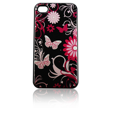 heat transfer print sublimation phone case for iphone 4 5 6