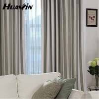 Home textile supplier Door Polyester/linen Jacquard cafe designs window curtain