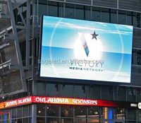 Indoor outdoor advertising led display banners