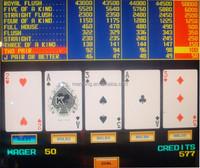 Happy Poker PCB Game Board