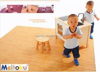 Washable house mat EVA interlocking floor mat