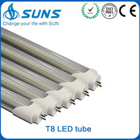 Good Quality DC 12V 24V 8W cheap price t8 led tube light t8 with Internal Diver,t8 led tube for sale