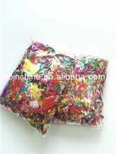 Gold Paper Confetti for Party Popper , Paper Confetti