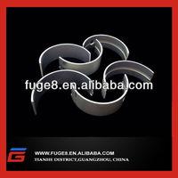 Isuzu 4JB1 engine parts crankshaft main bearing