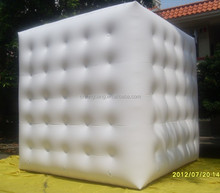big inflatable square balloon